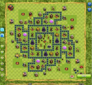 th-10 clash of clans
