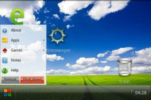 Cara Mudah Install OS Windows XP Di Ponsel Android