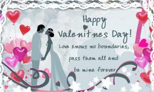 dp bbm ucapan selamat hari valentine 13