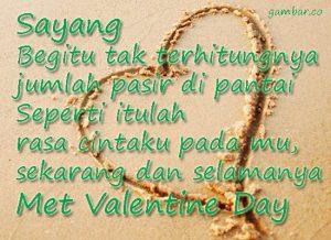 dp bbm ucapan selamat hari valentine 14