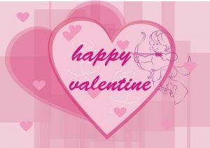 Kartu Ucapan Selamat Hari Valentine