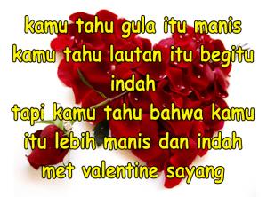 dp bbm ucapan selamat hari valentine 7