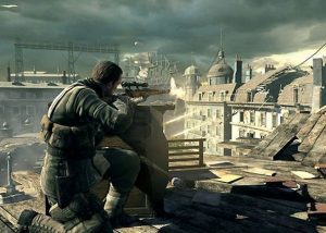 10 game pc sniper elite