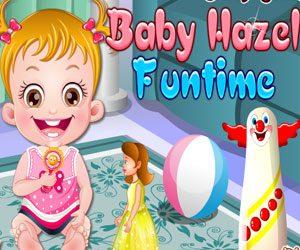 10 Game Perempuan Terbaik & Terpopuler 2016 baby hazel funtime