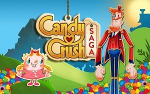 10 Game Perempuan Terbaik & Terpopuler 2016 candy cruh saga