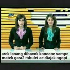100 Gambar DP BBM Bahasa Jawa Kocak Lucu & Gokil 12