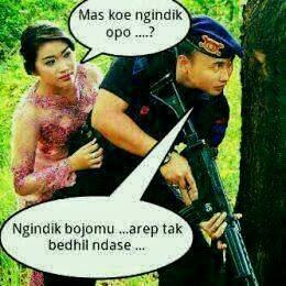 100 Gambar DP BBM Bahasa Jawa Kocak Lucu & Gokil 13