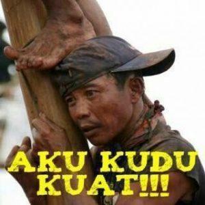 100 Gambar DP BBM Bahasa Jawa Kocak Lucu & Gokil 45