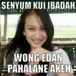 100 Gambar DP BBM Bahasa Jawa Kocak Lucu & Gokil 46
