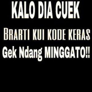 100 Gambar DP BBM Bahasa Jawa Kocak Lucu & Gokil 8