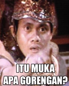 100 Gambar DP BBM Meme Kocak & Lucu Abis 1