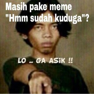 100 Gambar DP BBM Meme Kocak & Lucu Abis 30