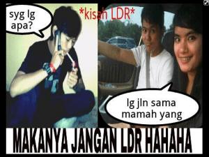 100 Gambar DP BBM Meme Kocak & Lucu Abis 4