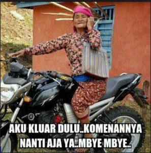 100 Gambar DP BBM Meme Kocak & Lucu Abis 47