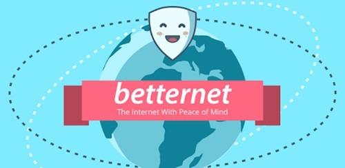 Aplikasi unlimited free betternet untuk buka situs diblokir