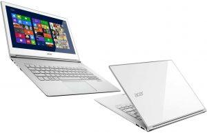 5 daftar Laptop terbaru dan tercanggih Acer Aspire S7-392