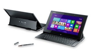 5 daftar laptop terbaru dan tercanggih 2016 Sony VAIO Duo 13