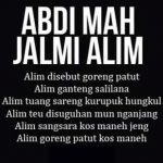 50 Gambar DP BBM Bahasa Sunda Terbaru 2016