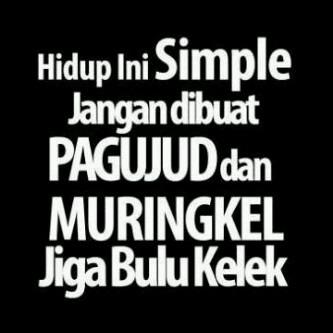 Gambar Dp Bbm Bahasa Sunda Terbaru