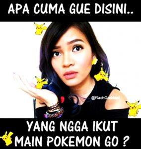 30 Gambar DP BBM Pokemon GO Lucu Kocak & Gokil 11