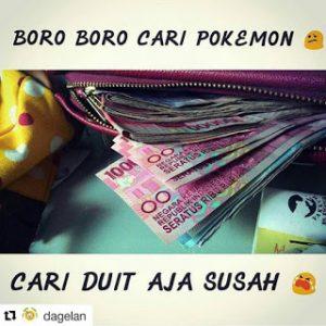 30 Gambar DP BBM Pokemon GO Lucu Kocak & Gokil 13