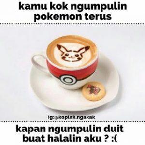 30 Gambar DP BBM Pokemon GO Lucu Kocak & Gokil 14