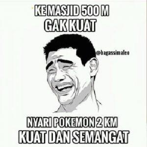 30 Gambar DP BBM Pokemon GO Lucu Kocak & Gokil 15