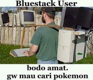 30 Gambar DP BBM Pokemon GO Lucu Kocak & Gokil 19