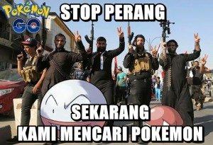 30 Gambar DP BBM Pokemon GO Lucu Kocak & Gokil 2