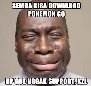 30 Gambar DP BBM Pokemon GO Lucu Kocak & Gokil 20