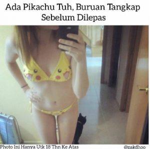 30 Gambar DP BBM Pokemon GO Lucu Kocak & Gokil 28