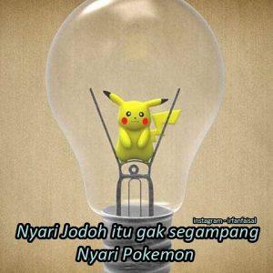 30 Gambar DP BBM Pokemon GO Lucu Kocak & Gokil