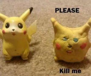 30 Gambar DP BBM Pokemon GO Lucu Kocak & Gokil 4