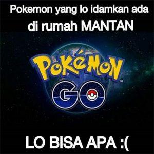 30 Gambar DP BBM Pokemon GO Lucu Kocak & Gokil 5