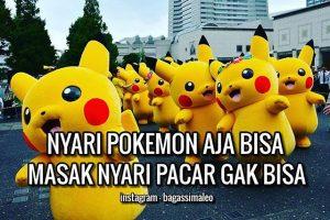 30 Gambar DP BBM Pokemon GO Lucu Kocak & Gokil 7