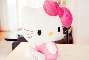 30 Gambar DP BBM Hello Kitty Lucu & Cantik 5