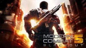 game Modern Combat 5 Blackout