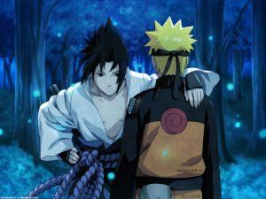 50 Gambar DP BBM Naruto Bergerak Terbaru 2017 12