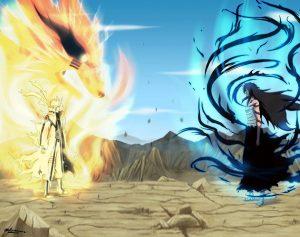 50 Gambar DP BBM Naruto Bergerak Terbaru 2017 25
