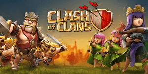 Game RTS Clash Of Clans