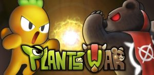 Game RTS Plants War