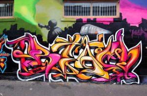 50 Gambar Grafiti Paling Keren Terbaru 2017 17