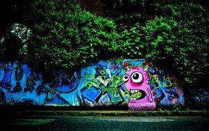 50 Gambar Grafiti Paling Keren Terbaru 2017 19