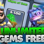 Cara Cheat Clash Royale Untuk Unlimited Gems & Gold