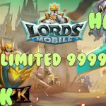 Cara Cheat Game Lords Mobile Unlimited Gems Tanpa Root