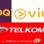 Cara Menggunakan Paket Kuota  HOOQ & VIU Telkomsel
