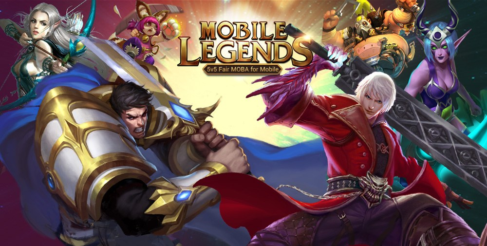 cara mengatasi lag mobile legends