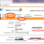 Cara Mengganti Password Wifi Speedy, Indihome & Tp Link